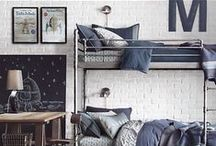 Boys Bedroom / by Erin Downs : Lavender and Lemon Drops
