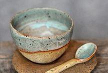 CERAMIC Clay  / Ceramics / by MariaStudio