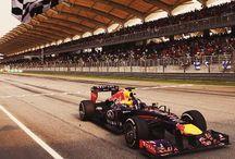 F1 / by Steven Walsh