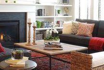 Living Room / by Diana Baker