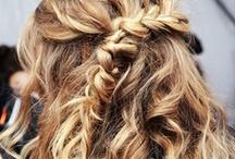 Hair / by Ève Normandin