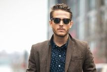 Fashion for Men / by Nini Almgren-Jensen
