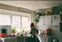 kitchen / by Sofia Estévez Nevot