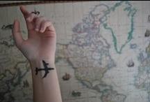 tattoos / by Sofia Estévez Nevot