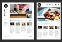 diseño web / by Sofia Estévez Nevot