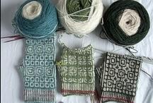 knitting / by Sofia Estévez Nevot