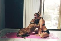 yoga & danza. / by Sofia Estévez Nevot