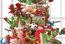 Christmas Decorating Ideas / by Debbie Mayfield