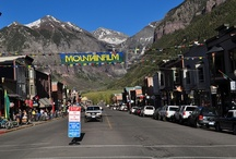 Festival Friends / Check out other festivals & events here in Telluride / by Telluride Blues & Brews Festival