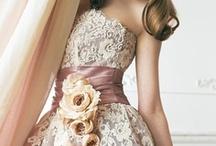 pretty dresses / by Jeannie Smith