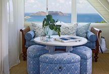 Coastal Inspired Rooms! / by Jeannie Smith