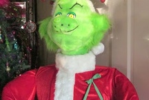 The Grinch / by Debbie Mayfield