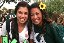 College Greek Life / Go GreeK or Go Home! Just kidding, but these sororities and fraternities certainly make Greek Life seem like an awesome adventure. / by ScholarshipExperts.com