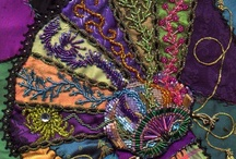 CRAZY QUILTING / by Phyllis Closser