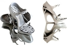 #3D Printed Shoes / by Discover + B3dge