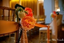 Aisle Style! / Countless ways to decorate the stroll to wedded bliss! / by Bergerons Flowers