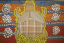 Exploring the first Australians / by Heather Sage