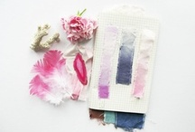 Inspiration-Sketchbooks-Moodboards / by Lucy Iles