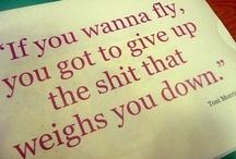 Quotes <3 / by Jocelyn Harris