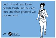 ECards / ALL my Heeelarious E-cards! Come pee your pants with me!  / by Mo Xman