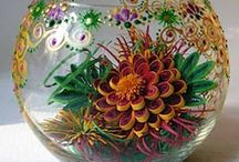 Quilling / My latest and greatest craft to learn. / by Mary Downey Harger
