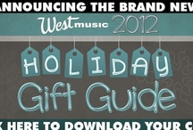 Holiday Gift Guide 2012 / by West Music