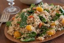 Salads and Sandwiches / by Karen Thibodeau
