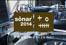 Bershka is...SONAR / Proud sponsors of Sonar Barcelona 2014...and we Just. Can't. Wait! #MeetMeInSonar / by Bershka