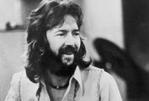 Eric Clapton  Love the Man / by Gwen Coey