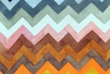 ZigZagZigZag / Herringbone, Chevron, ZigZag call it what you want. That fabulous signature pattern of Missoni Home and even Charlie Browns shirt!  / by Nicole Brodeur
