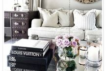 Home Decor & Living Spaces / by Jamie Law