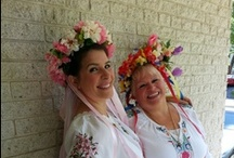 Heritage /   Hungarian gypsy, Carpatho-Russian on my father's side and Italian on my mother's side.   / by Susan Uram