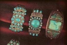 Turquoise / by Susan Uram