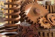 Gears and the like / by Kit White
