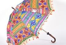 Umbrellas and parasols / by Susan Uram