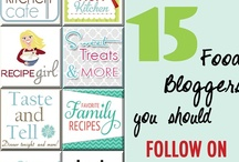 Amazing Food Blogs / by FavFamilyRecipes