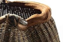 Basketry, Gourd Art, & Weavings / by Kit White