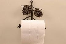 Bathroom Ideas / by Barb Gammeter