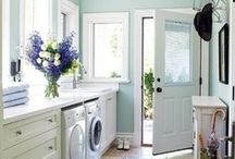 Laundry rooms / by Susan Uram