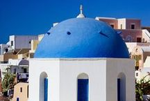 Architecture/Travel - Greece / by Kit White