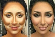 MAKE yo self UP / #makeup #beauty / by Surina t.