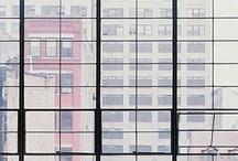 Interiors & Exteriors / by Elizabeth Fischer