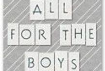 Boys / by Katie Kennedy