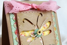 Paper Crafting - Cards / Cards and other paper crafting examples / by Michelle Durheim