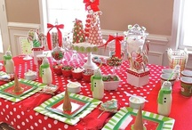 Up on the Housetop...Christmas Decor / by Patricia Lynn