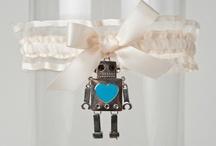 Geek Fabulous Wedding Garter / by LaGartierWeddingGarters