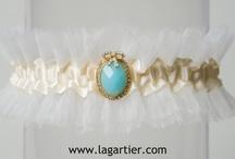 Mint Green Wedding Garter + Things to Match / by LaGartierWeddingGarters