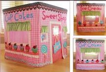 kids kitchen play time / by Caryn Rowland