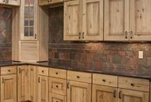 dream kitchen / by Caryn Rowland