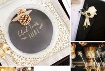 Wedding Decor & Colors / Rustic/Vintage Wedding Ideas / by Karen Dessire
